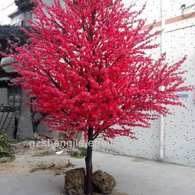 Sj 9ft Artificial Cherry Blossom Tree For Wedding Decoration Many Colors Available Artificial Cherry Blossom Tree Cherry Blossom Tree Cherry Blossom Wedding