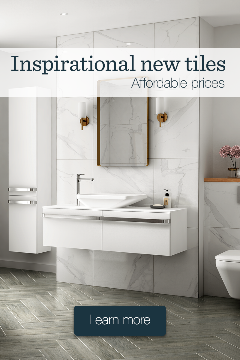 the bathroom showroom now has a tile to suit our style and your rh pinterest com