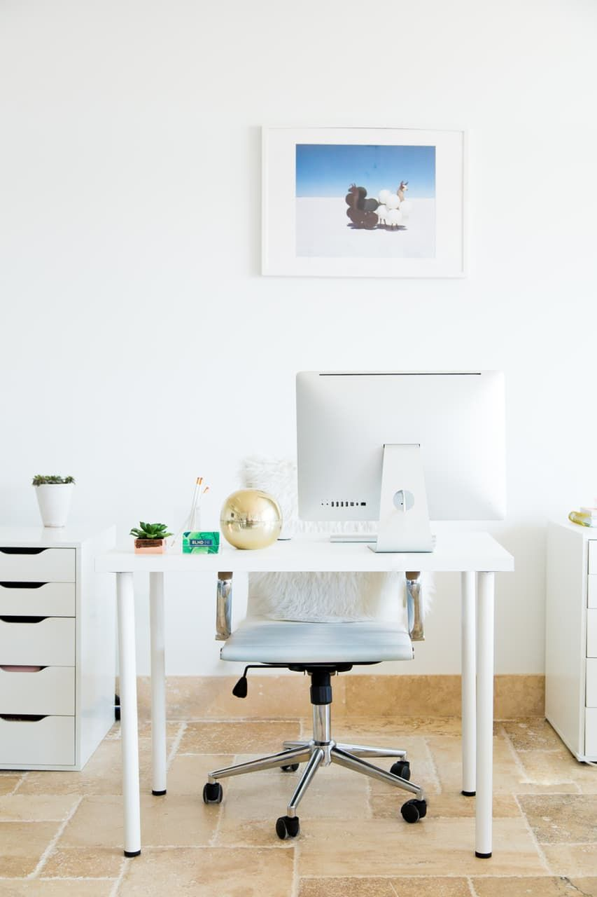 At only three months old, this office space has done everything right and as done it well! It's a sophisticated, modern, bright, and most importantly, functional work space.