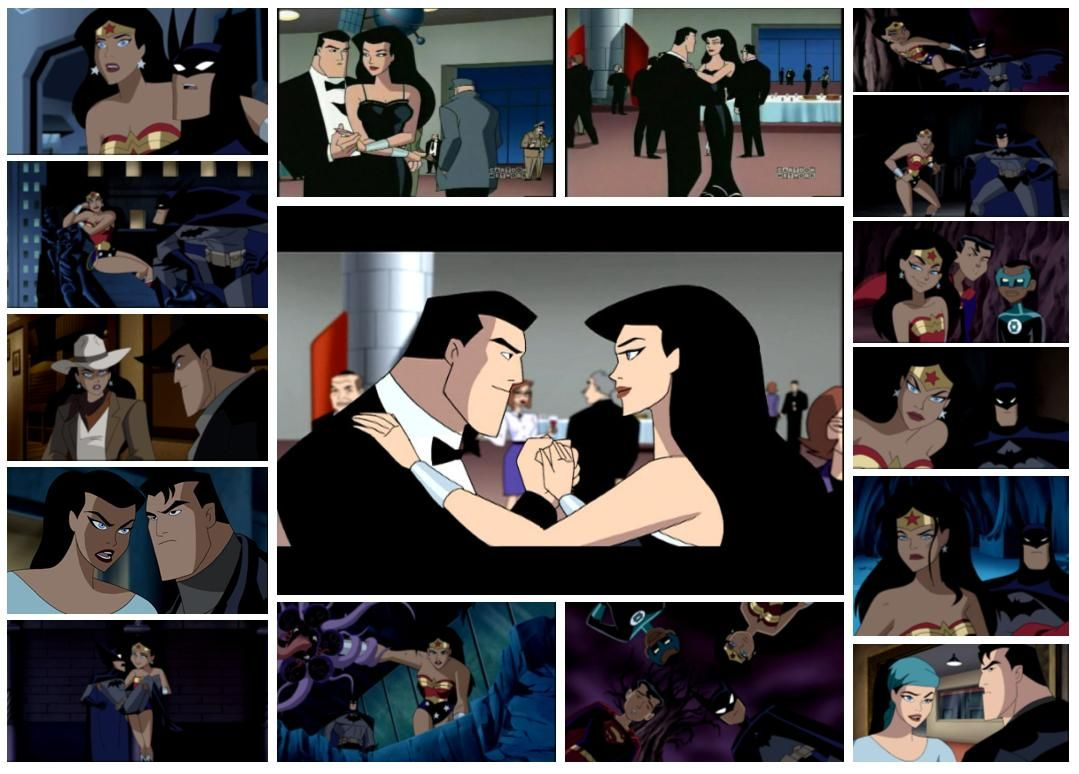Batman And Wonder Woman Montage From Justice League -2197
