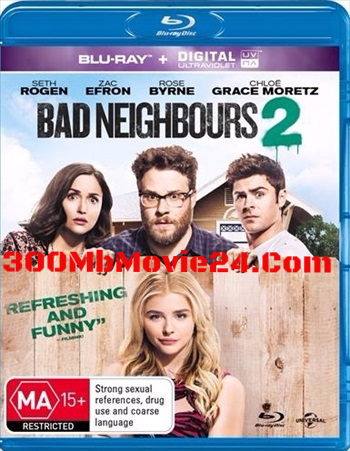 Neighbors 2 Sorority Rising (2016) BluRay Rip 1080p HEVC x265 500MB