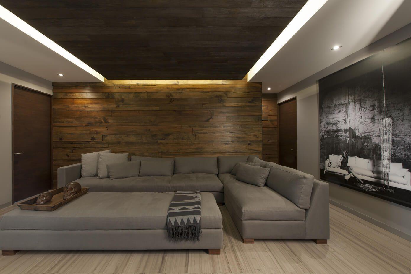 Apartment CM by Kababie Arquitectos | Casa Valle de Bravo ...