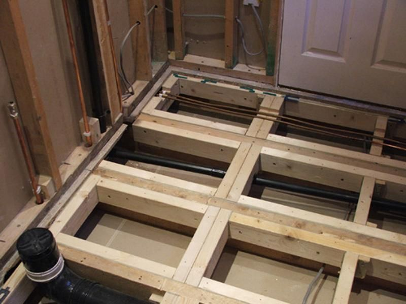 How To Strengthen Floor Joists Beste Awesome Inspiration Home Improvement Loans Attic Renovation Home Remodeling