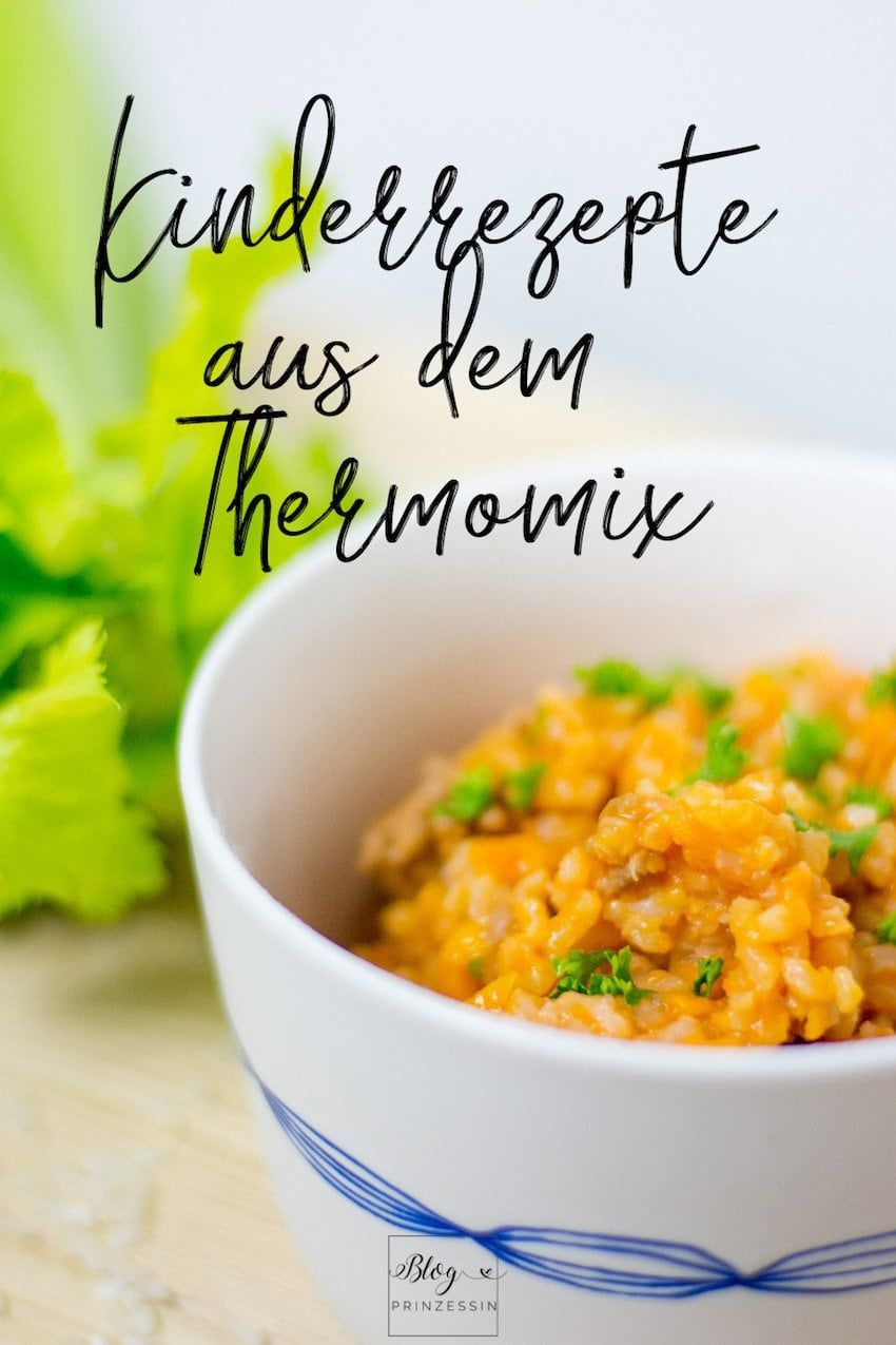 Photo of Minced meat risotto from the Thermomix – blog princess – the Mama Blog from Hamburg.