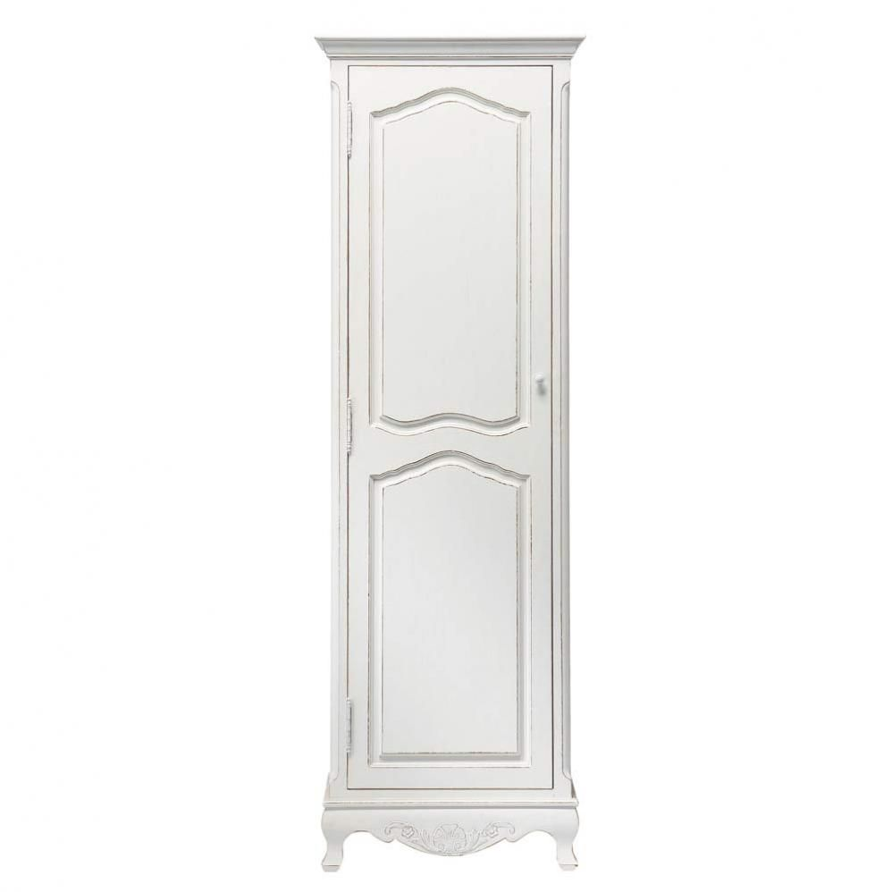 Armario bonnetière de paulonia blanca | Ideas para casita ... on