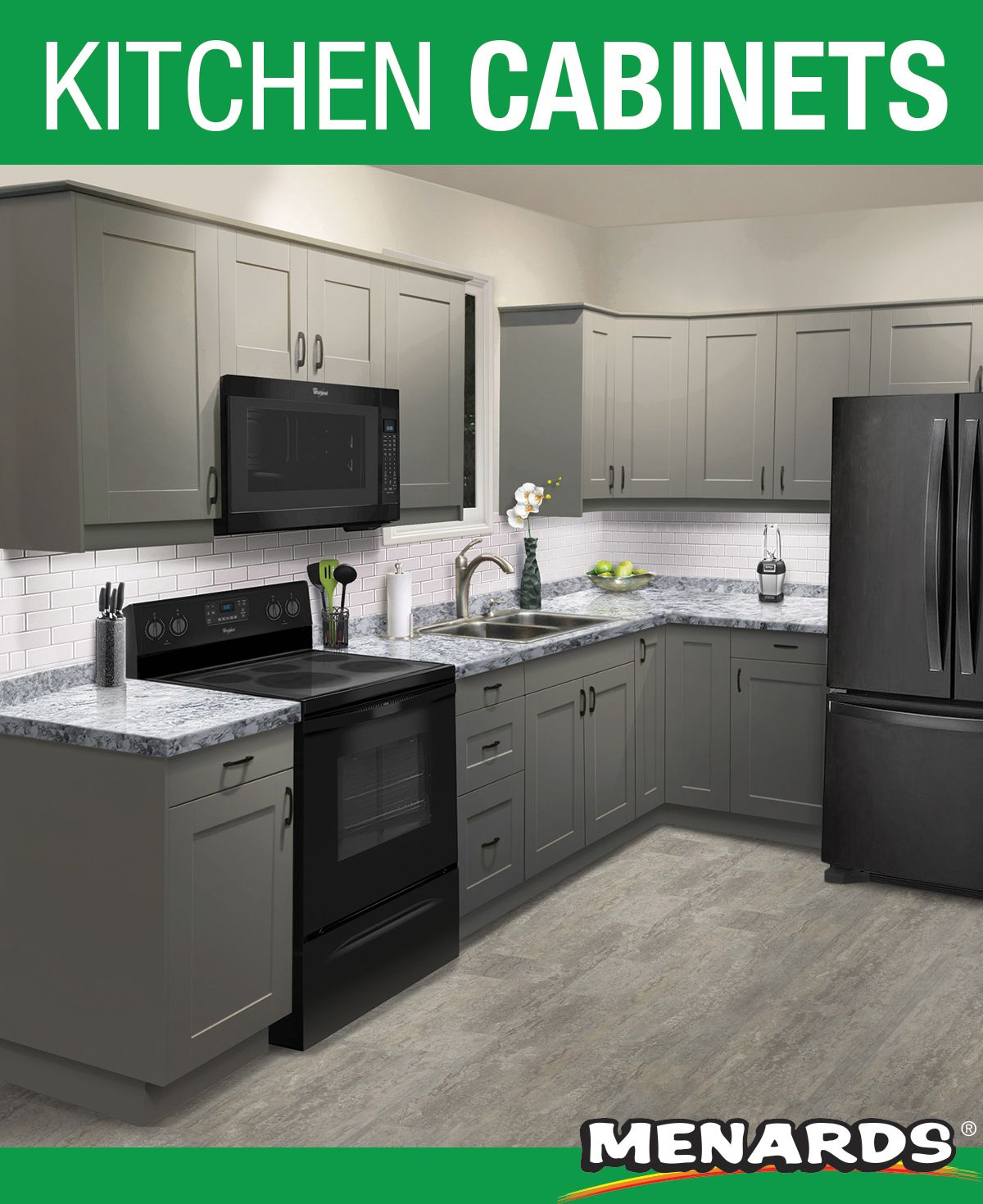 Cardell Cornerstone Collection Lakeridge Honey Spice 19 L Kitchen Cabinets Only In 2020 Menards Kitchen Kitchen Backsplash Photos Kitchen Cabinets