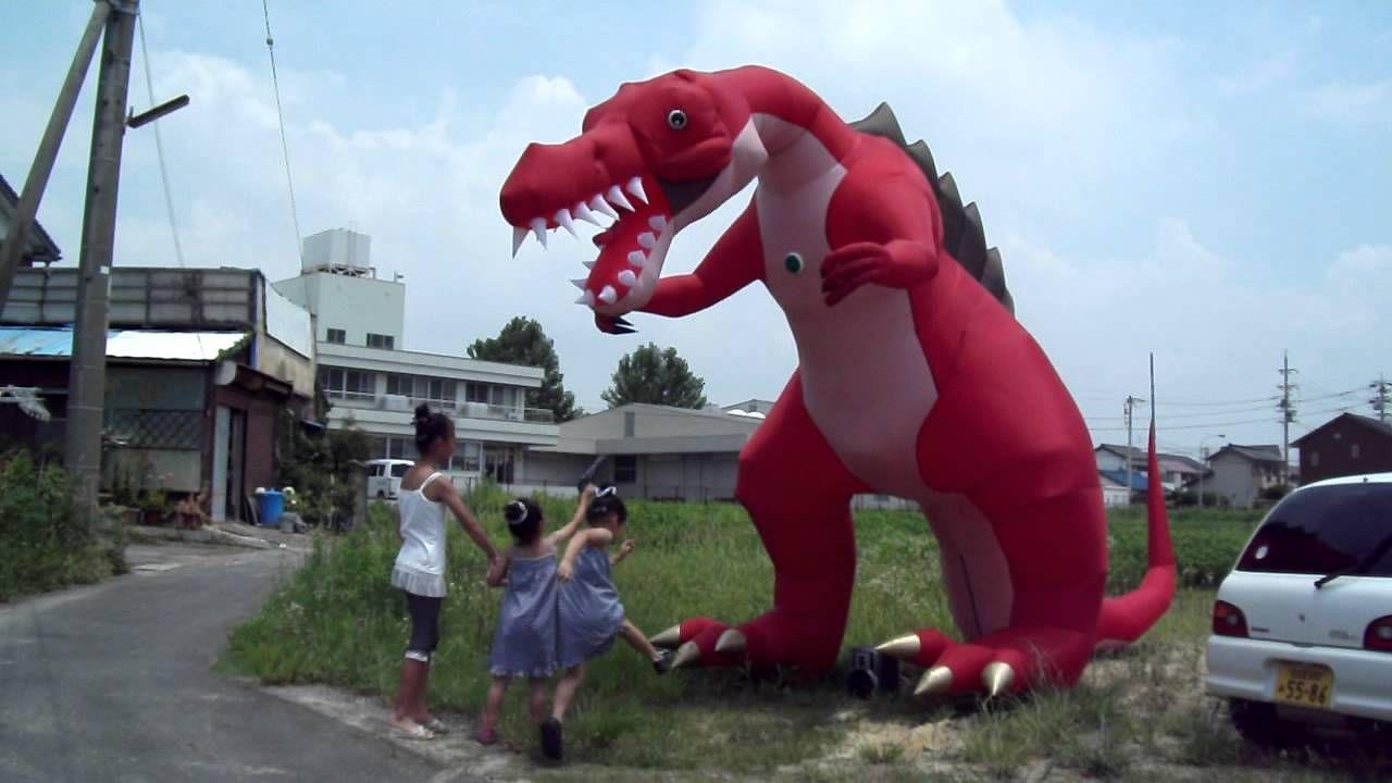 ABI-tech 恐竜シューティングゲーム スピノサウルス②