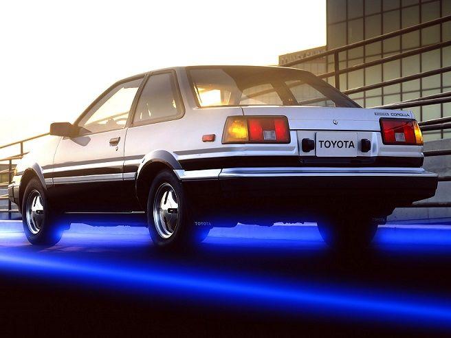 toyota corolla sr5 sport coupe 1984 1987 toyota toyota rh pinterest com