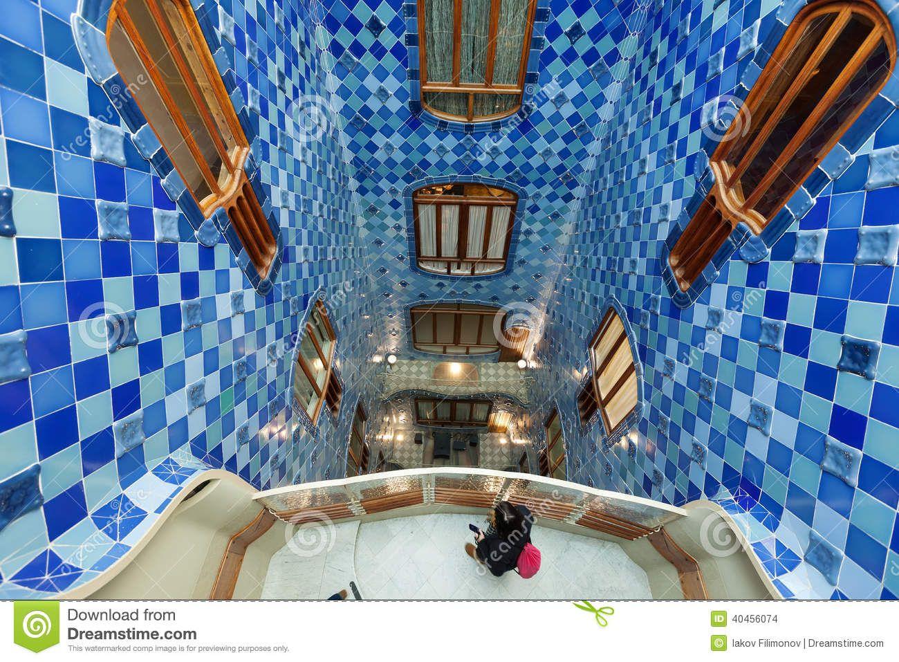 Spanish Architect Antoni Gaudi