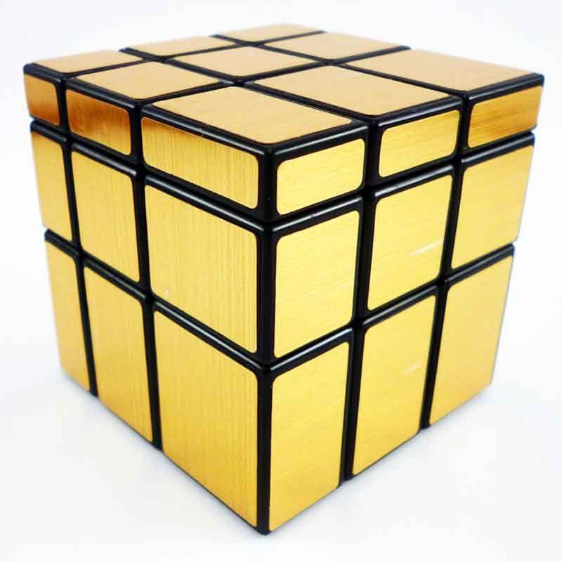 Cubo Rubik 3x3 Mirror Shengshou Dorado Jpg 800 800 Cubo Rubik 3x3 Cubo Rubik Rubik