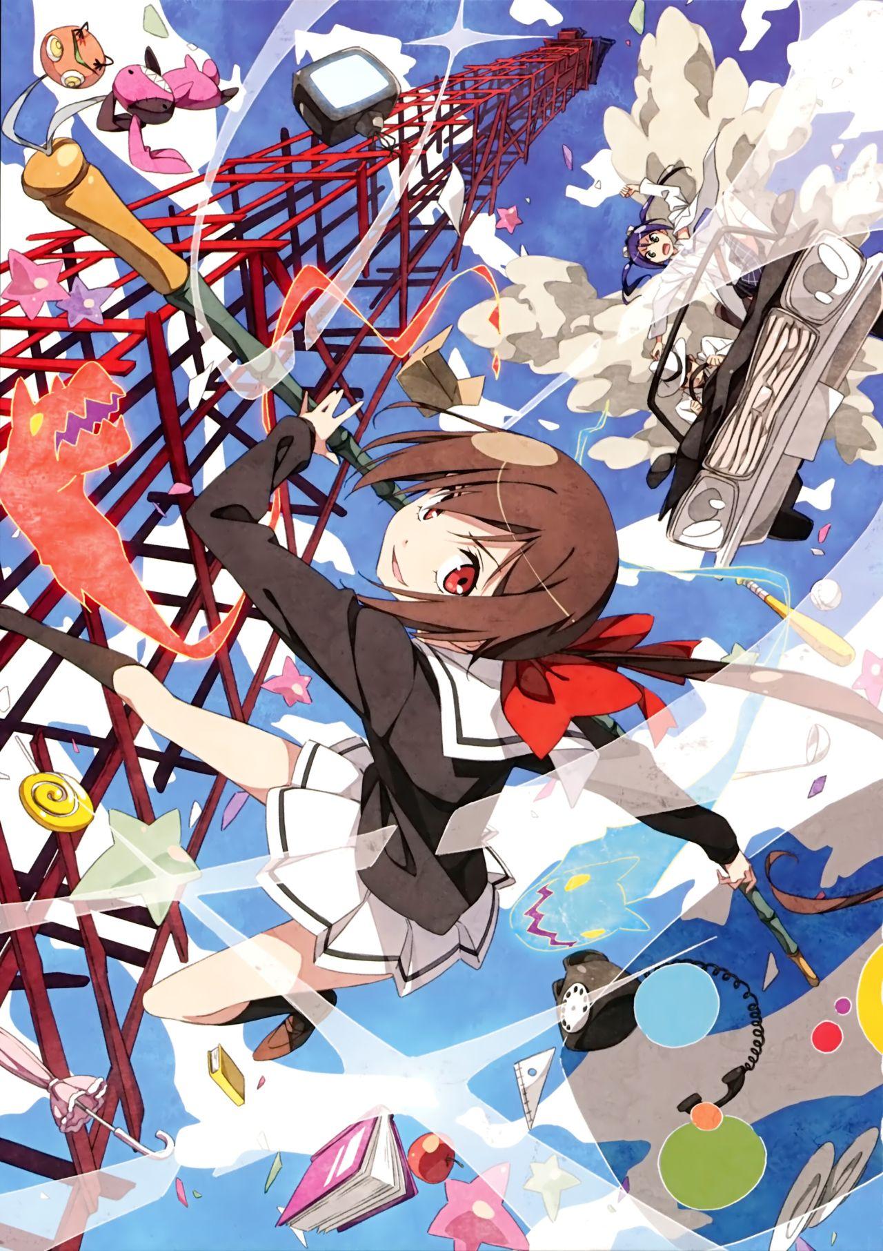 Download Kyousougiga 720p BD Eng Sub