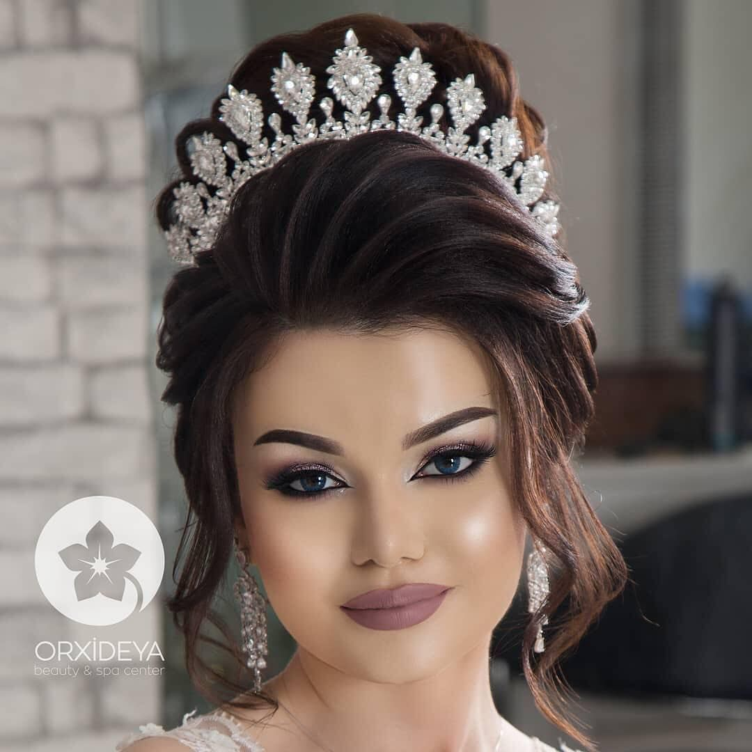 Aww Grimdheefrizura Inspirim Per Vajza Grimdheefrizura Credi Hair Tutorials For Medium Hair Wedding Hairstyles With Crown Front Hair Styles