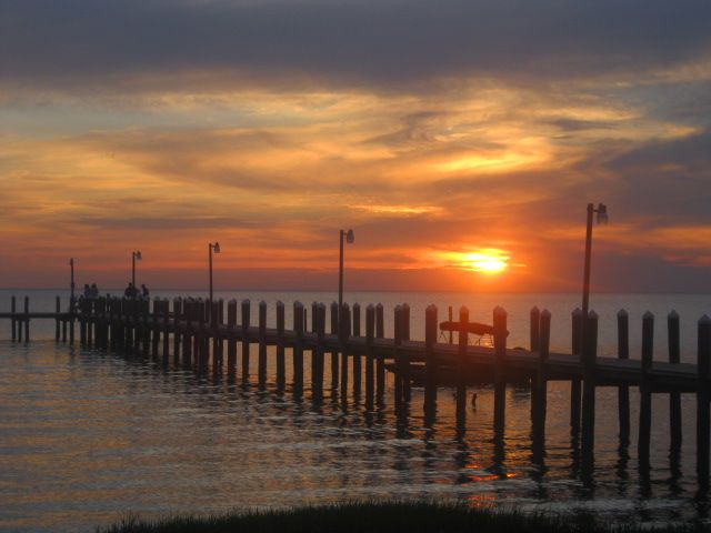 I Can T Wait To See This Sunset At Cherrystone Campground On