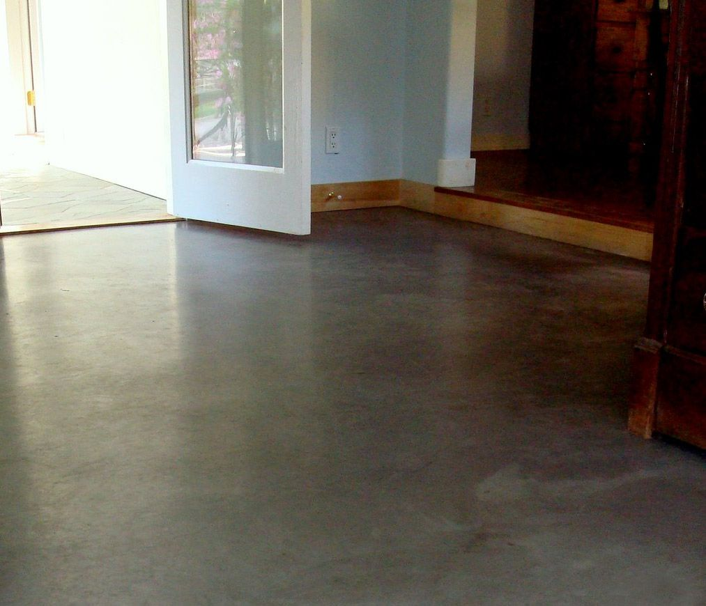 What Is The Best Cleaner For Stained Concrete Floors Flooring Ideas In 2020 Concrete Floors In House Concrete Floors Cleaning Concrete Floors