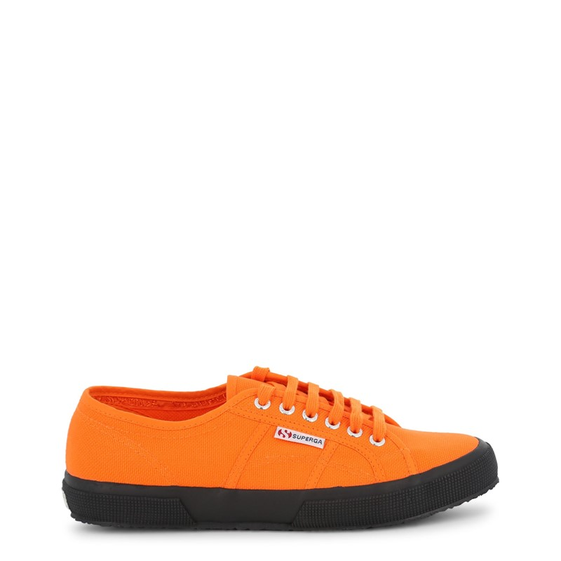 Superga 2750 Cotu Classic S000010 G33 Orange Black Unisex