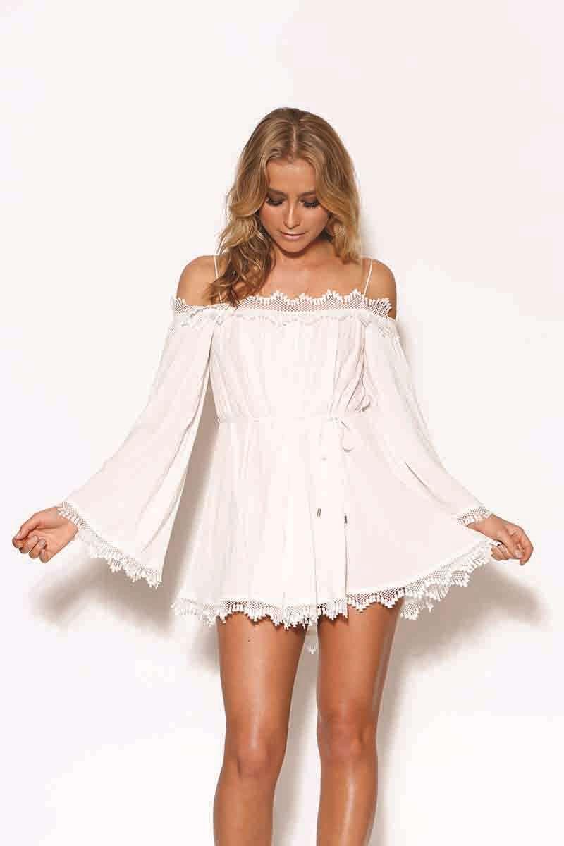Ministry Of Style Odyssey Dress Ivory Talis Australia Online Retail