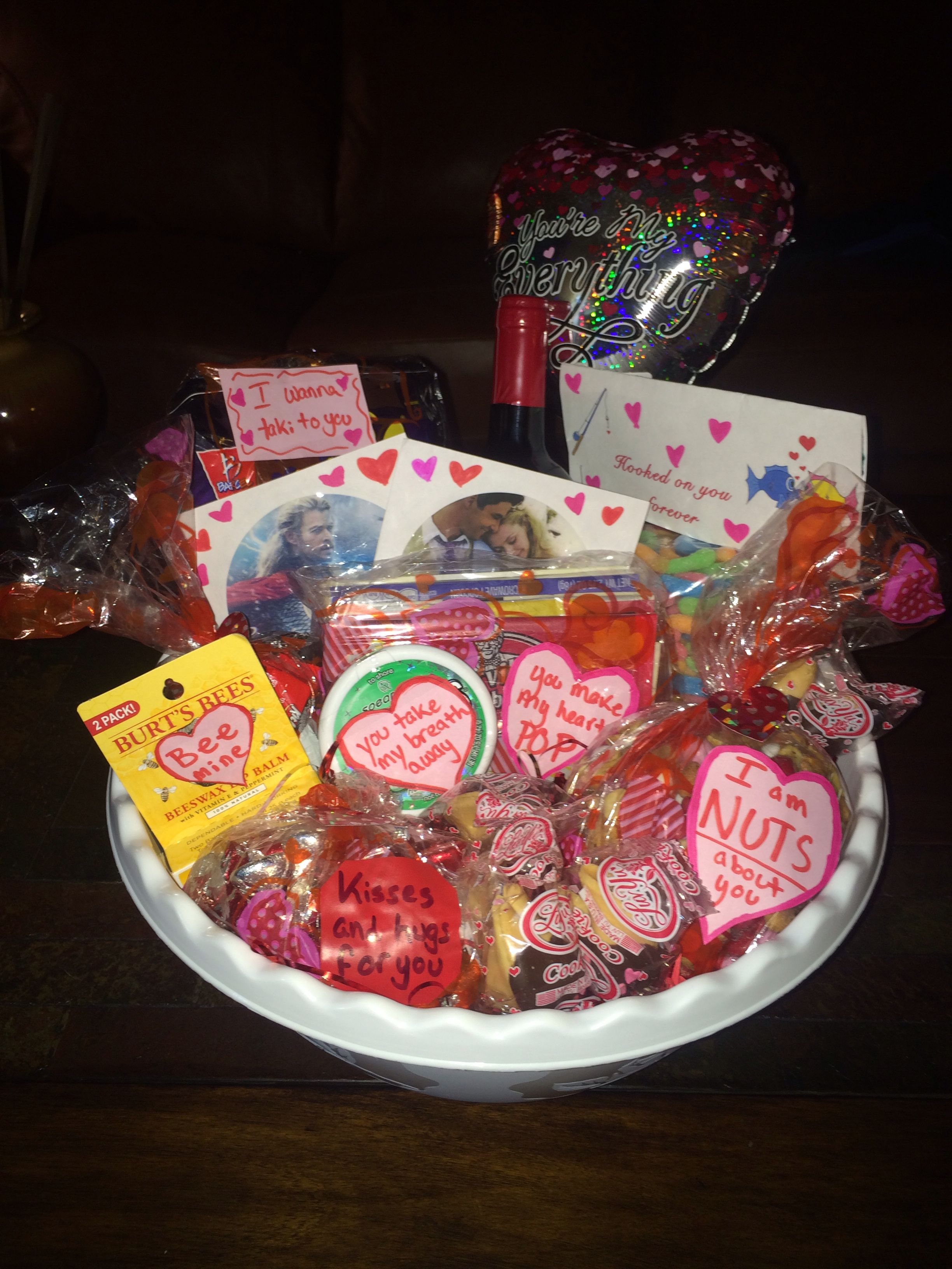 Movie Night Valentines Day Gift Basket Valentine S Day Gift Baskets Movie Night Gift Movie Night Gift Basket