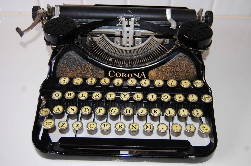 Smith corona typewriter models