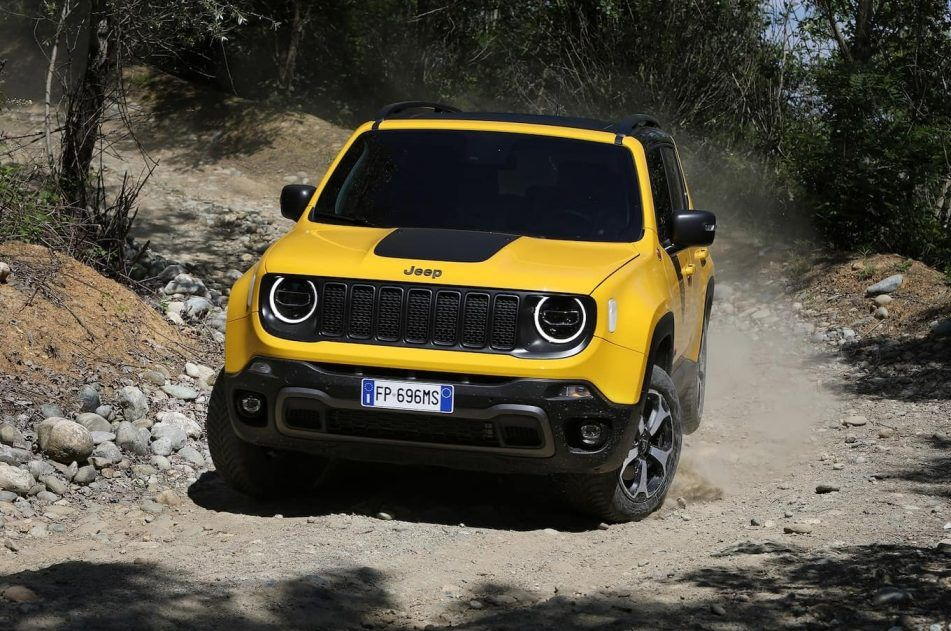 2020 Jeep Renegade Hybrid Review Release Date Redesign Price