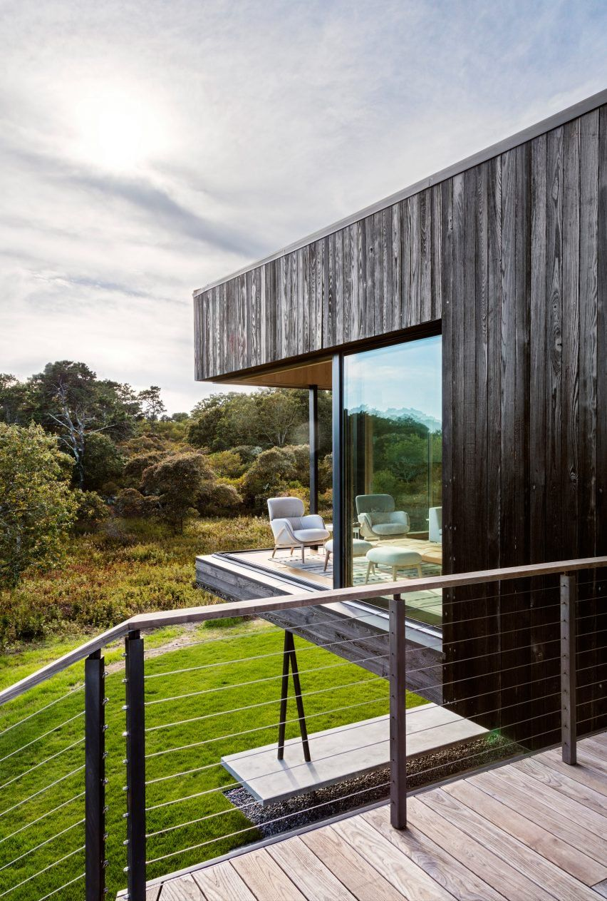 Chilmark House Gray Organschi architecture and