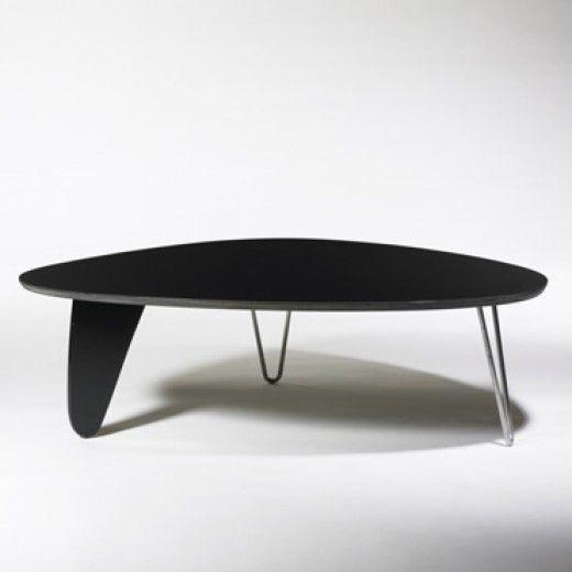 isamu noguchi rudder coffee table model in 52 herman miller usa rh pinterest com