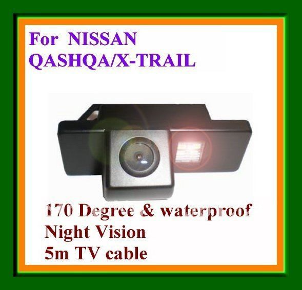 Ccd Hd Special Car Rearview Camera Rear Car Camera For Nissan Qashqai Nissan X Trail Geely Kingkong Emgrand Ec825 With Images Car Camera Car Electronics Reverse Parking