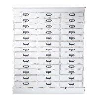 Bücherregal aus Mangoholz, B 150cm, weiß Bloom | Maisons du Monde