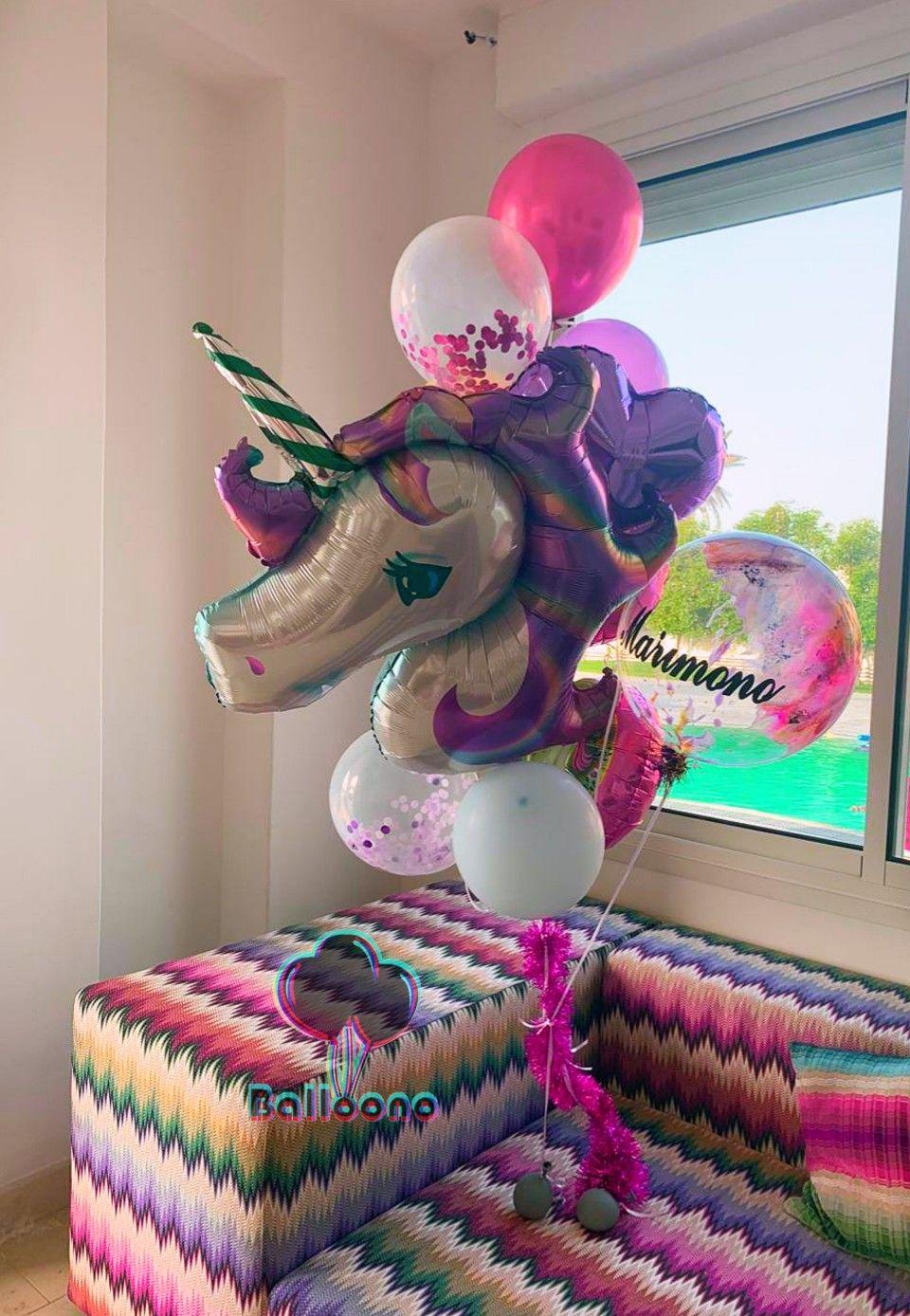 Birthday Girl Balloons Balloons Unicorn Balloon Girl Birthday