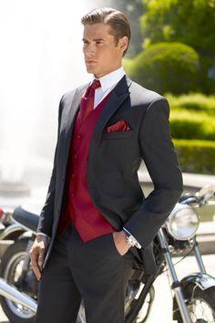 Gray Tuxedo Wedding on Pinterest | MCM Wedding | Pinterest ...