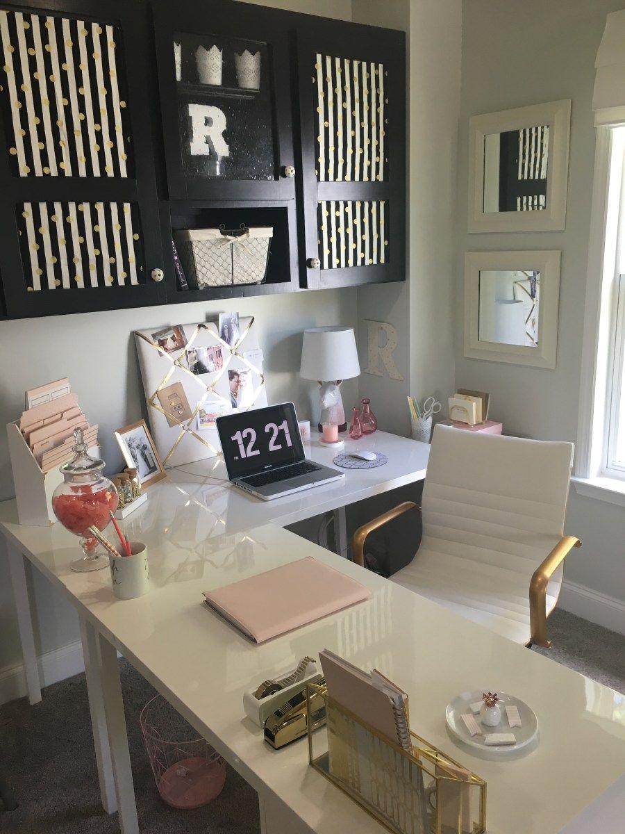 Decoración De Oficina En Casa
