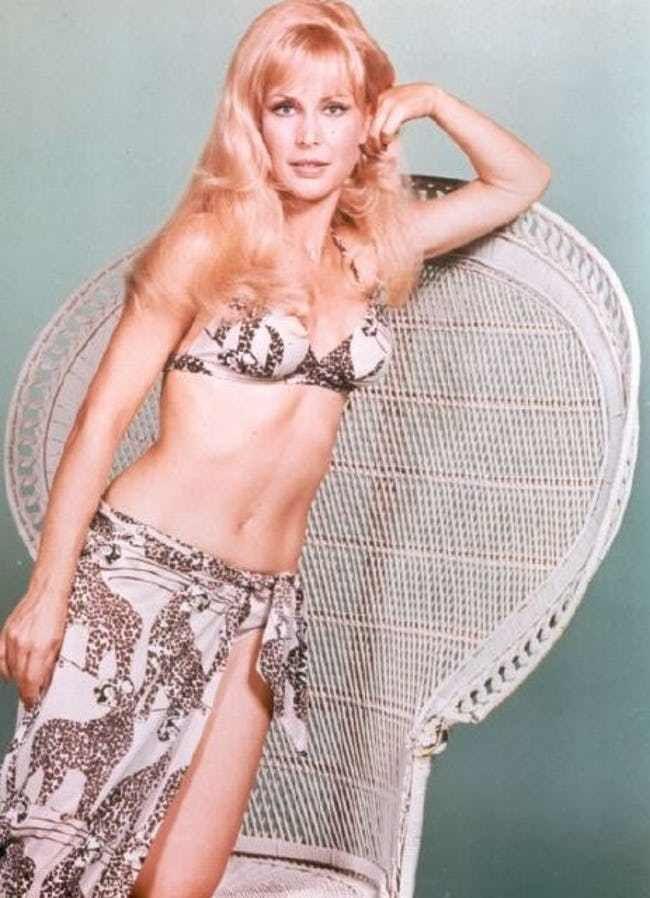 Barbara eden bikini photos