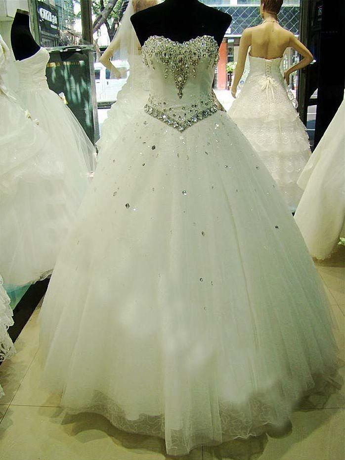 Wit Zilver Maat 34 36 Dresses Betaalbare Trouwjurken