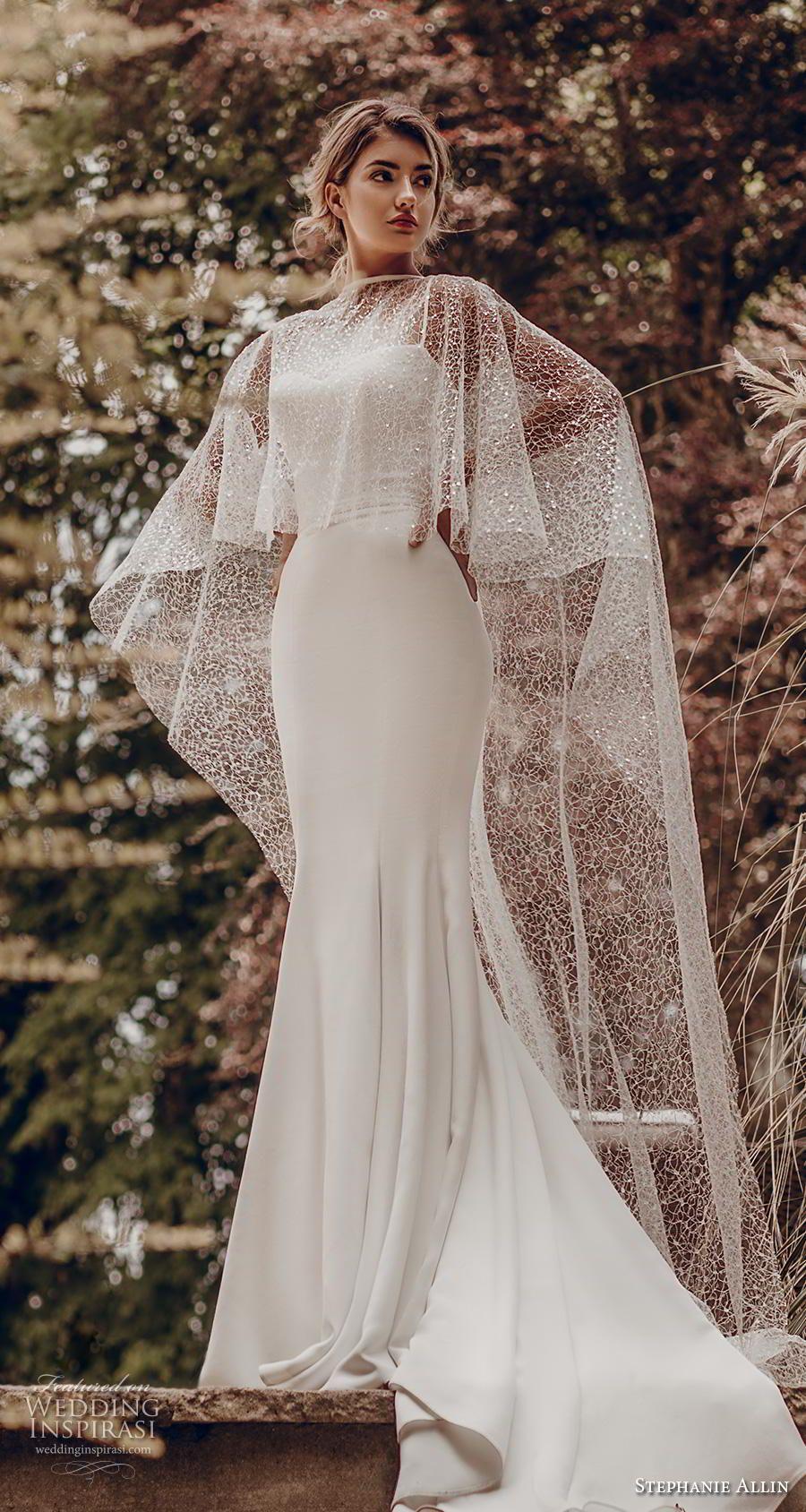 """Stephanie Allin 2019 Brautkleider – Brautkollektion """"Love Stories""""   – Weddings"""