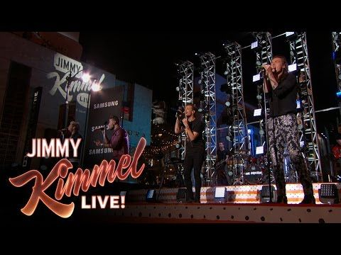 "One Direction Performs ""Perfect"" on Jimmy Kimmel Live SUBSCRIBE to get the latest #KIMMEL: http://bit.ly/JKLSubscribe Watch the latest Halloween Candy Prank:..."