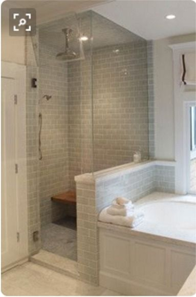 flipped image to match our shower and bath layout master bathrooms rh pinterest com