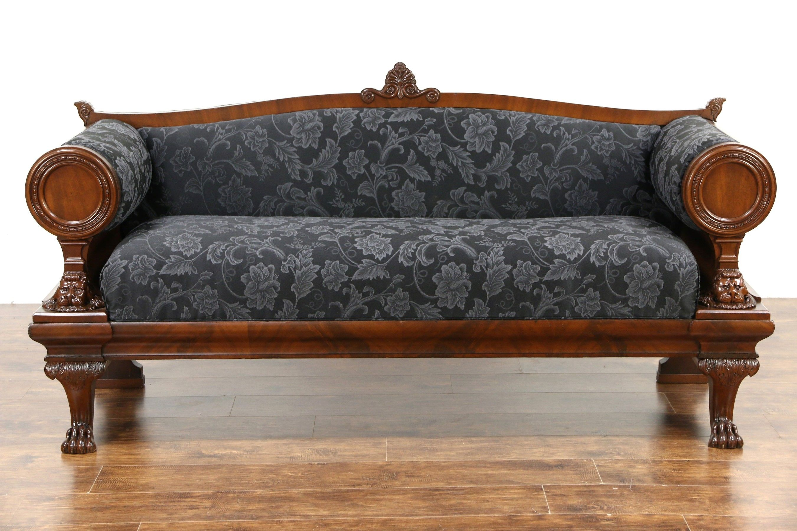 Duncan Phyfe Sofa 1920 s RESERVED FOR MAGGIE