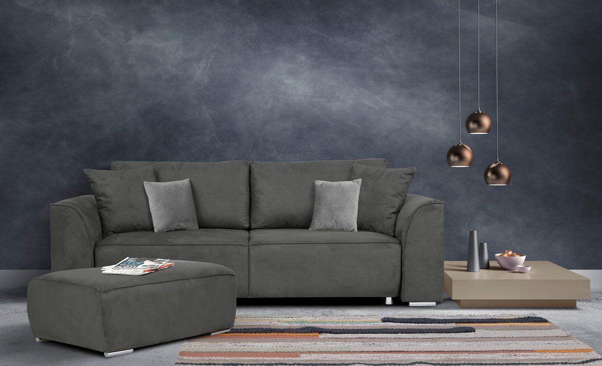 3 Sitzer Beatrice Design Schlafsofa Haus Deko Und 3 Sitzer Sofa