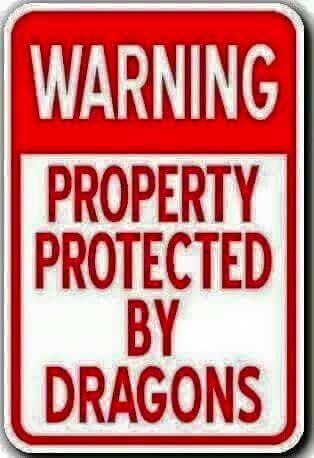 Warning Alarm Dogs Guns We Got That 12x18 Metal Doomsday