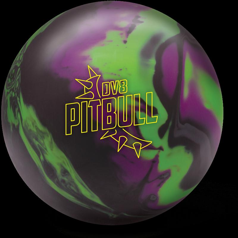 Pitbull Bowling Ball Bowling Fun Bowling