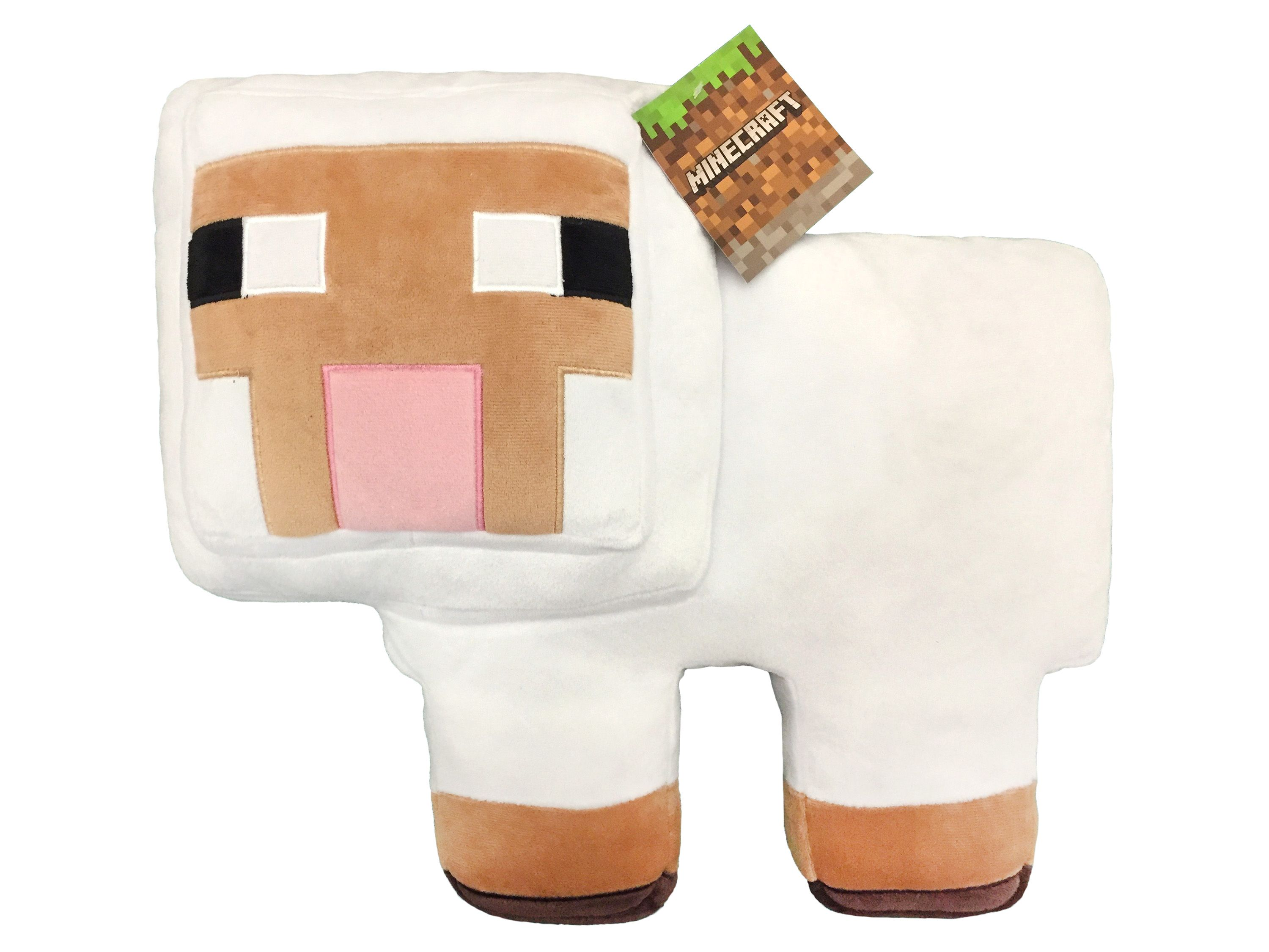 Home (With images) Plush pillows, Minecraft sheep, White