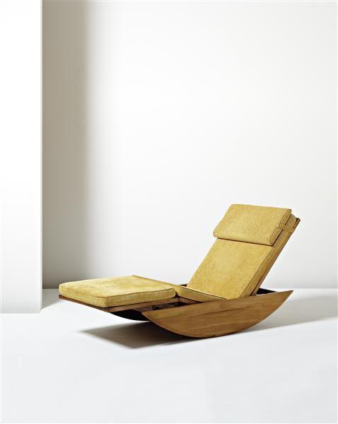 Rocking Chaise 1947 Long Chair Liegestuhl Chaise Longue Design Joaquim Chair Diy Furniture Furniture