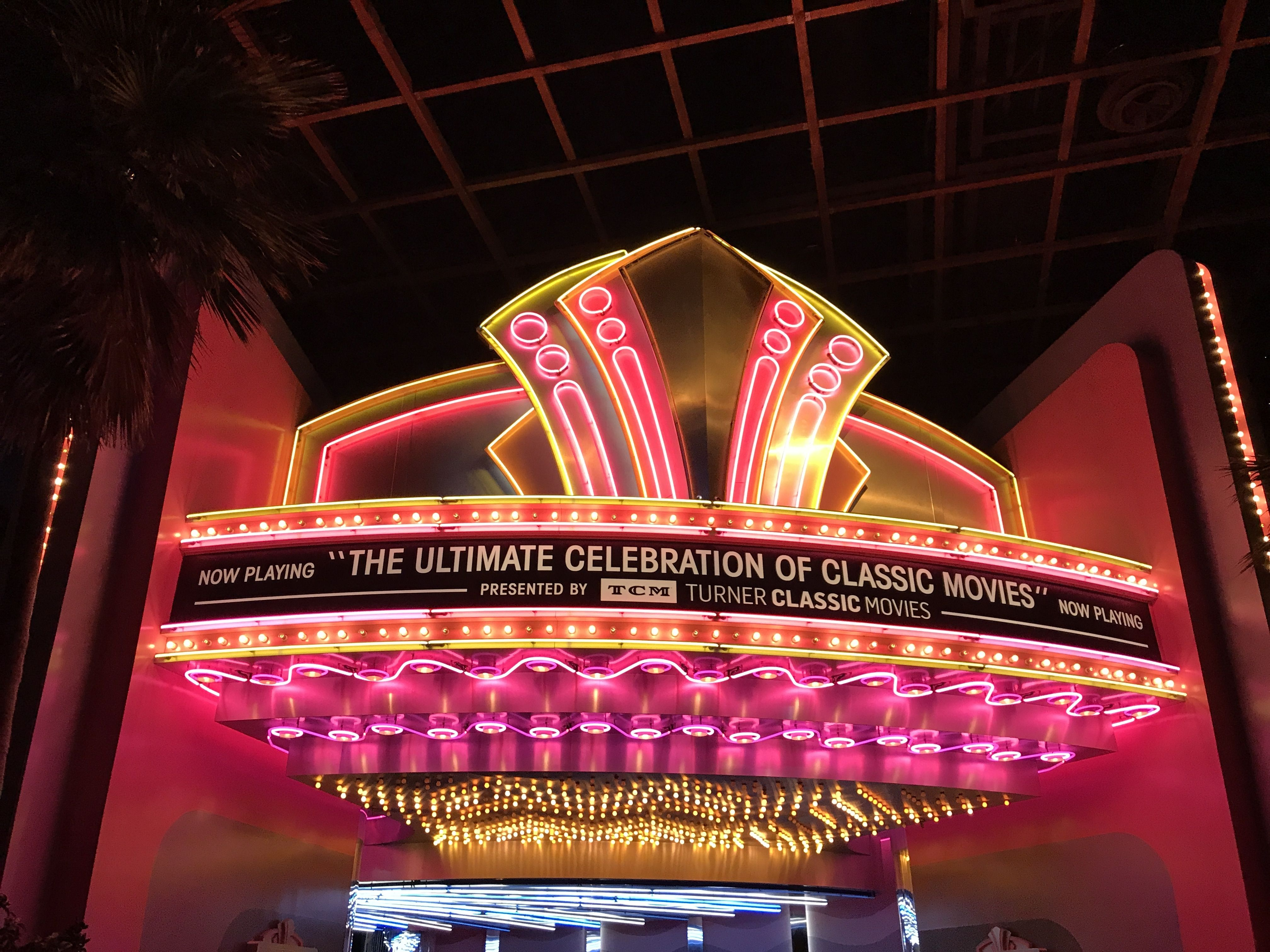 By Pink Diva The Great Movie Ride recently closed at
