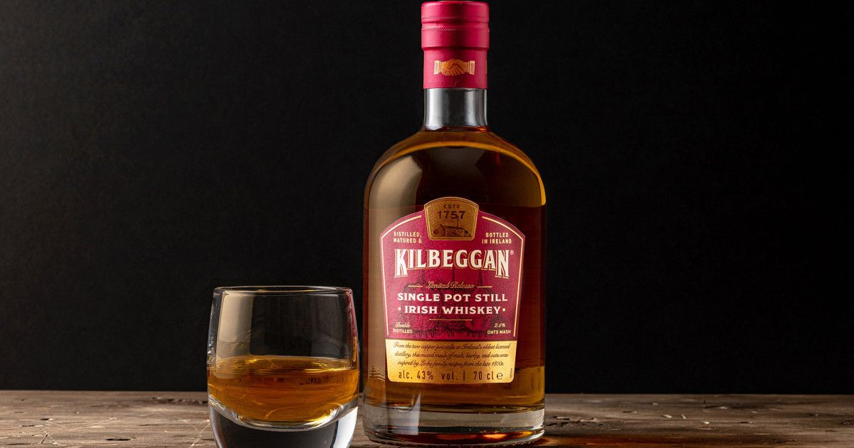 Photo of Kilbeggan Launches New Single Pot Still Irish Whiskey | Men's Journal