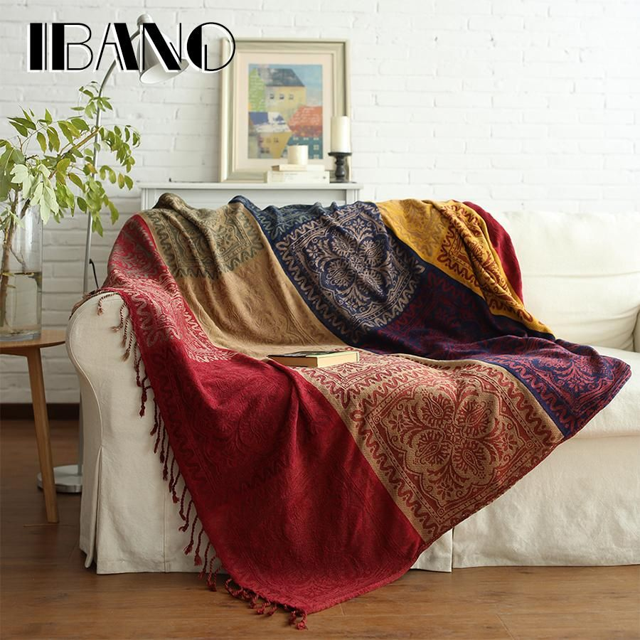 Sofa Bed Throws