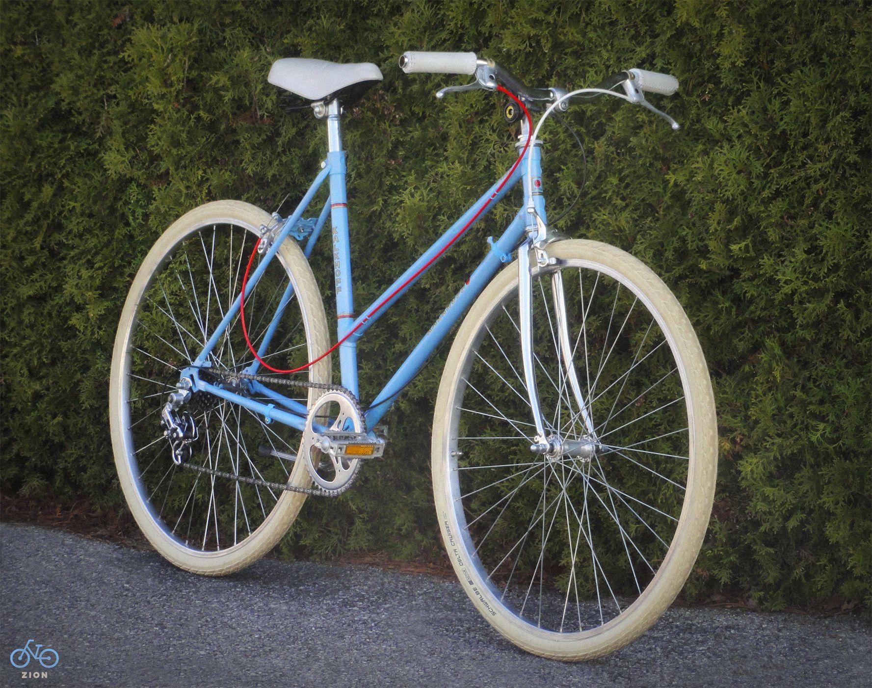 Kalkhoff Sierra After Restoration Fahrrad Werkstatt Fahrrad