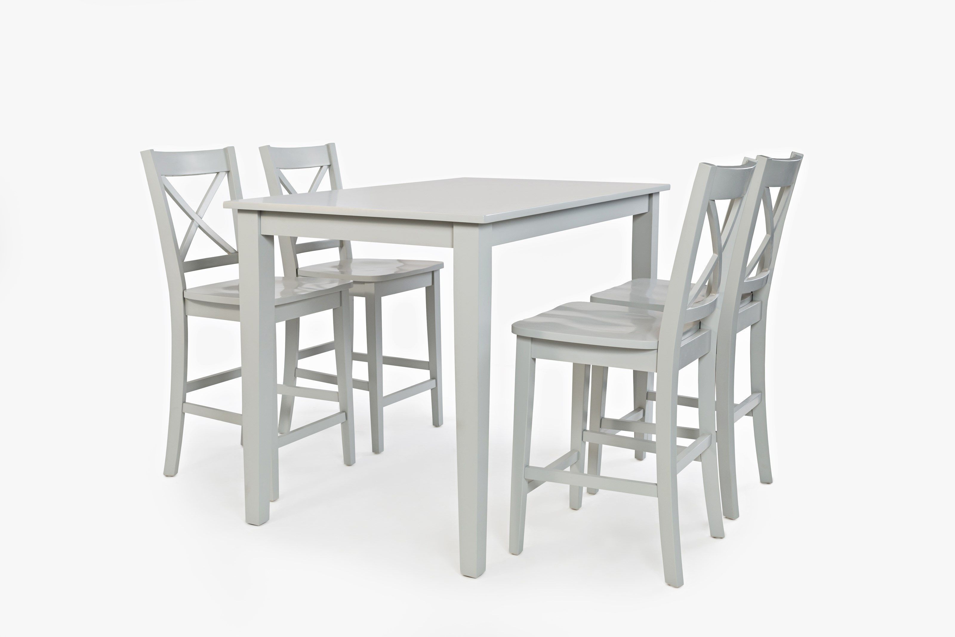 simplicity rectangle counter height table and chair set by jofran at rh pinterest com
