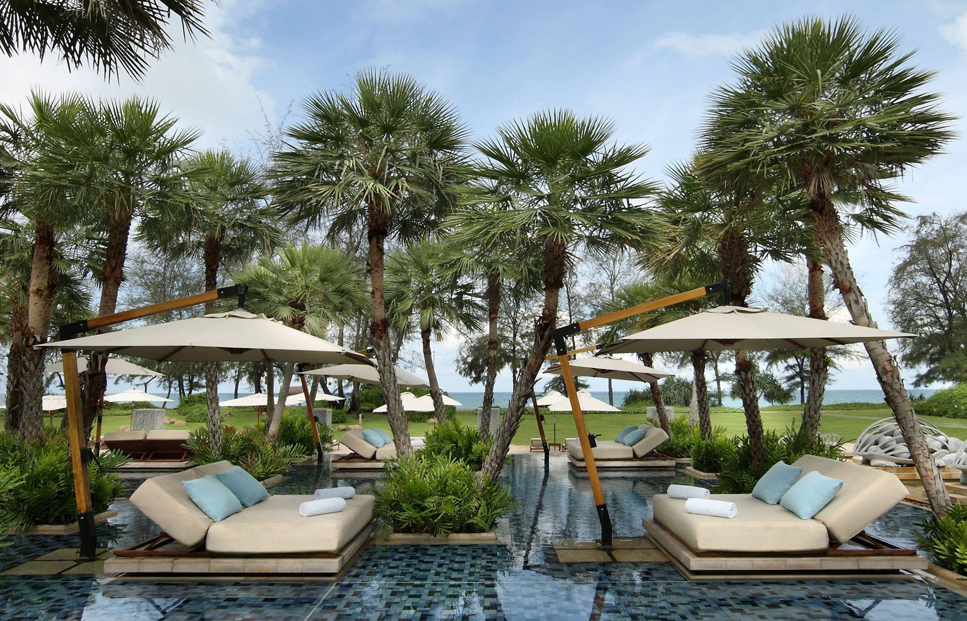 Swimming pool anantara phuket villas thailand anantara hotels resorts spa