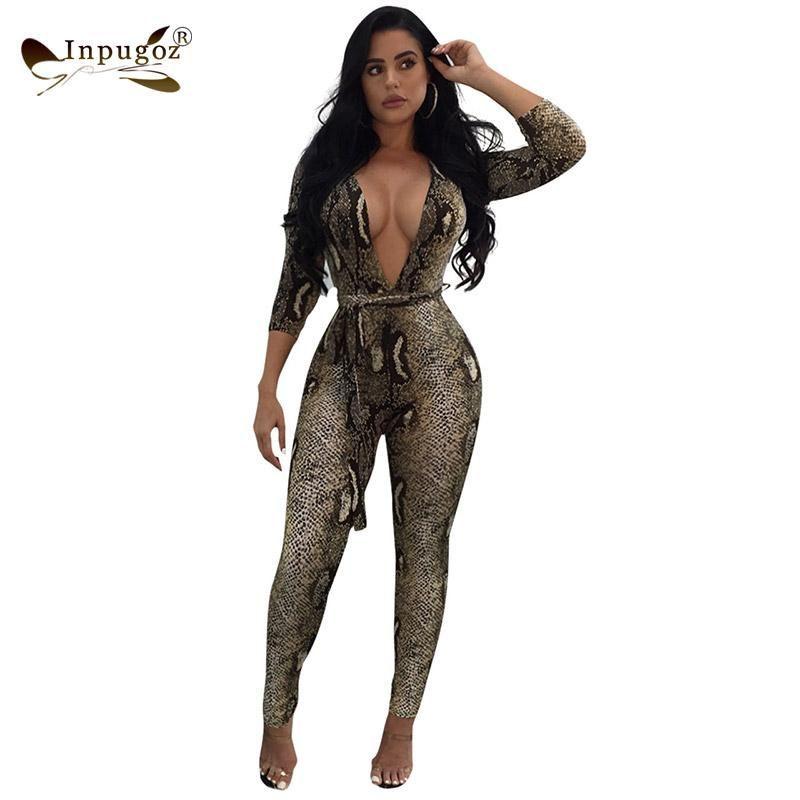 71842777bfa Design Print Full Sleeve Women Digital Print Full Bodysuits Sexy Bodycon  Jumpsuits