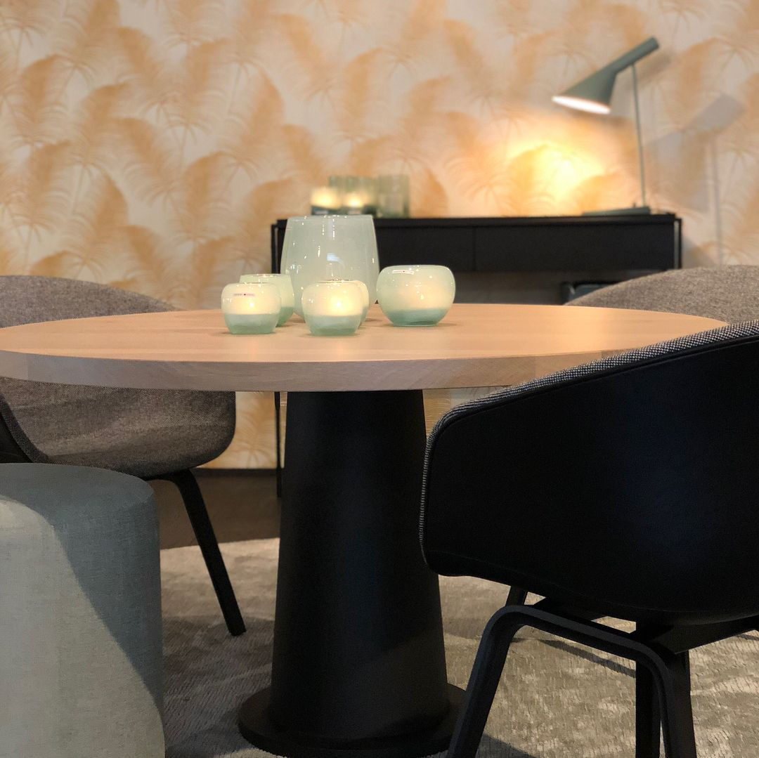 low dining with its shorter legs and solid rounded shell this about rh pinterest com