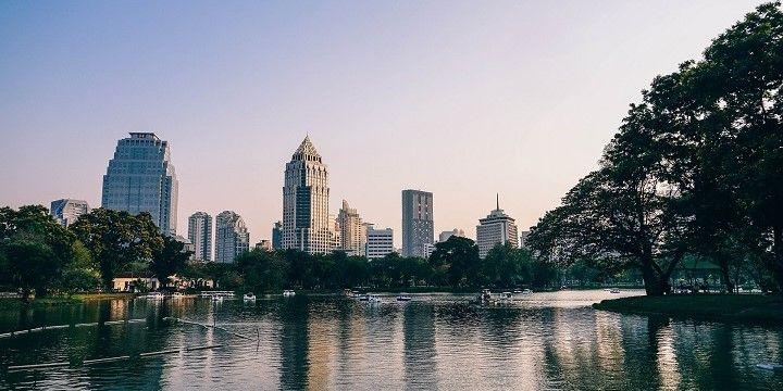 Lumpini Park, Bangkok, Central Thailand, Asia